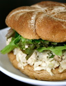 whole chicken salad