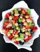 chickpea salad 1
