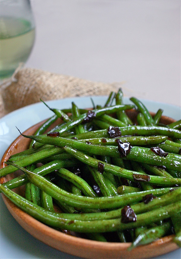 balsamic beans close1