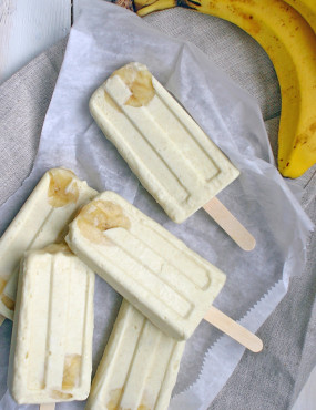 banana pudding pops