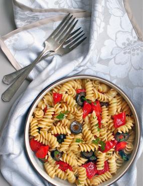 simple pasta salad
