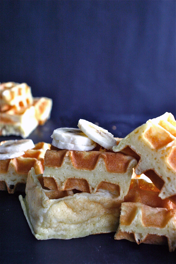 waffles close