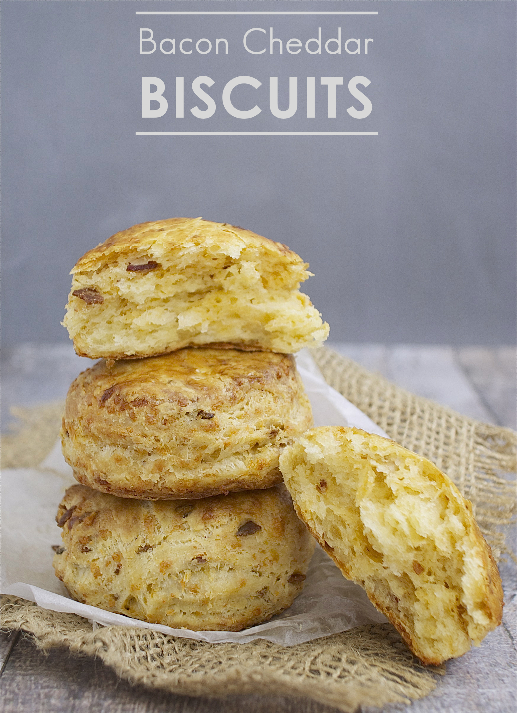Bacon Cheddar Biscuits Pin