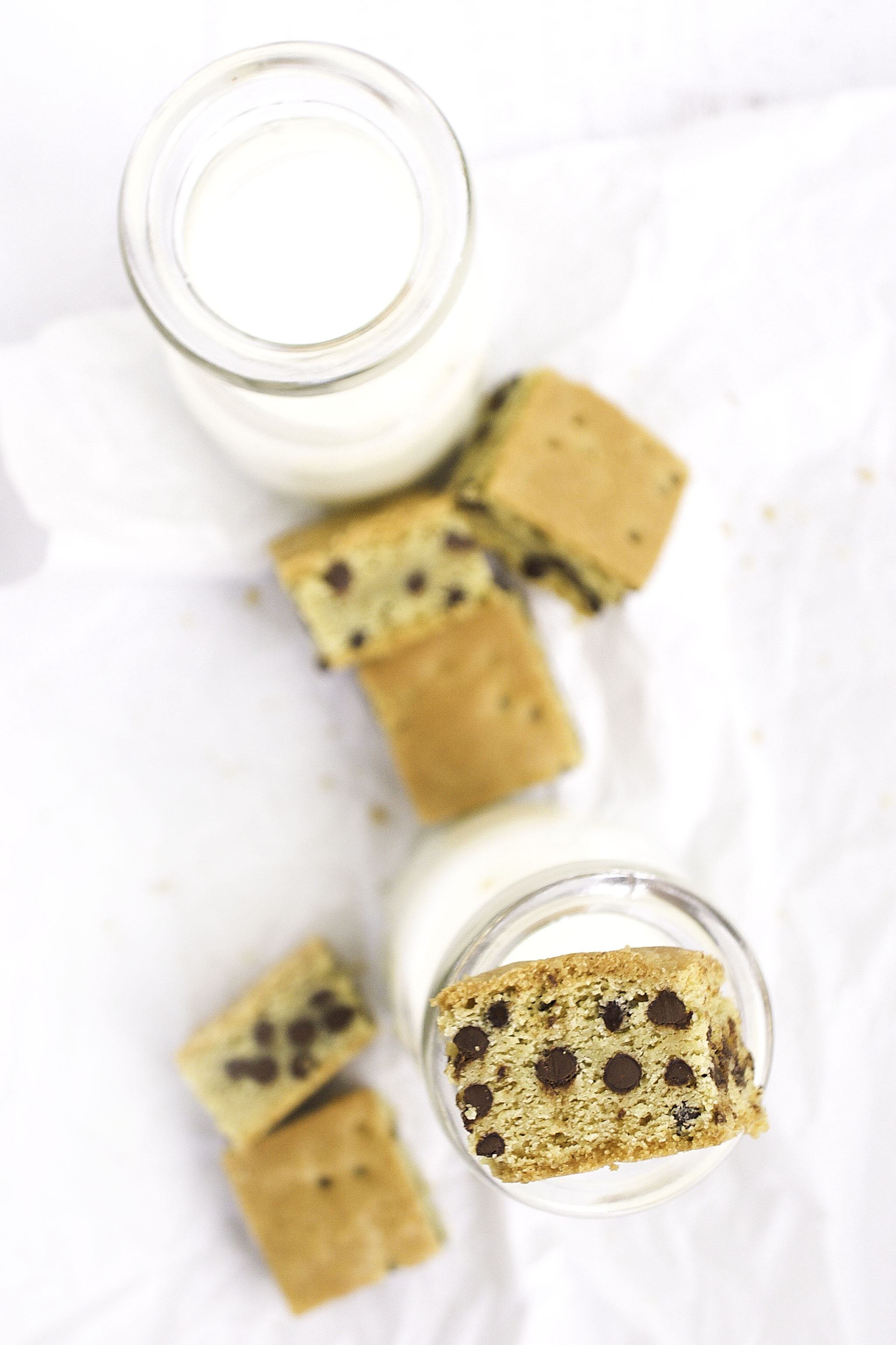 Back-to-School Blondies