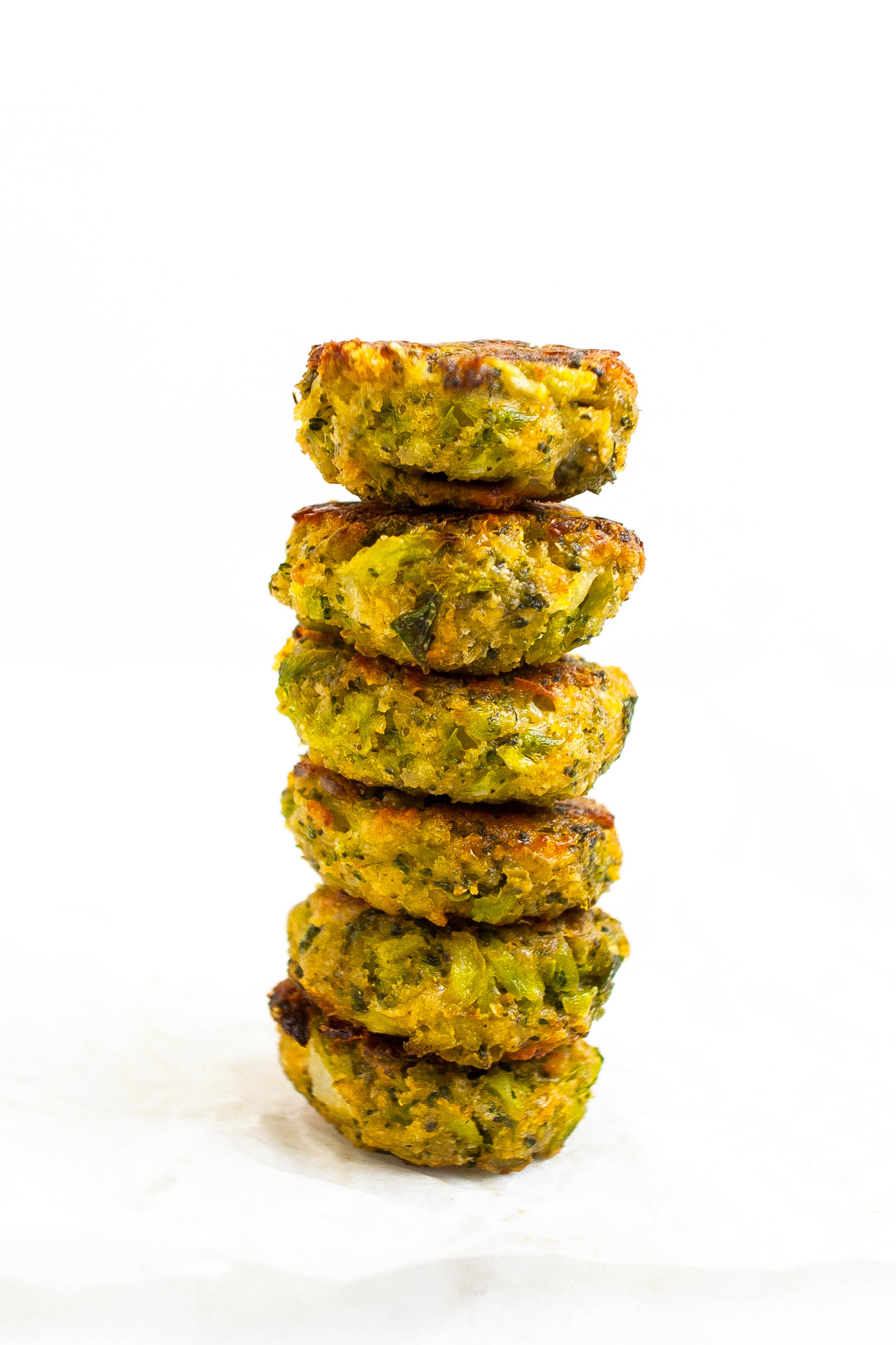Broccoli Tot Stack