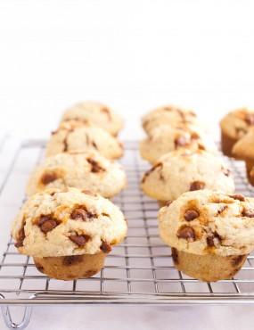 Cinnamon Chip Mini Muffins